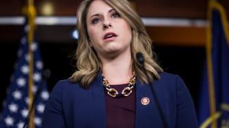 Rep. Katie Hill.