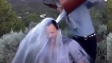 Tom Ford does the chicest ice bucket challenge yet