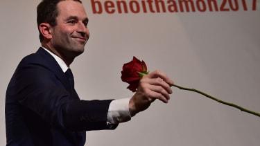 French socialist Benoit Hamon wins Socialist Party primary