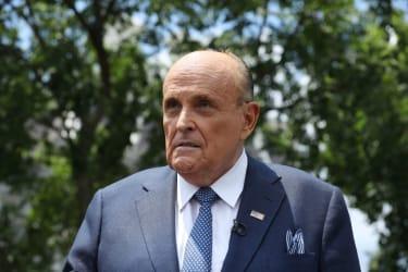 Rudy Giuliani.