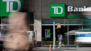 TD Bank.