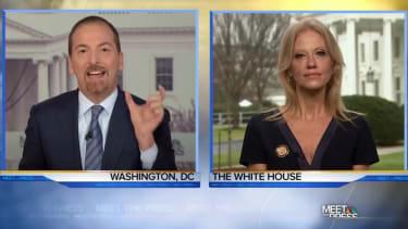 Kellyanne Conway on NBC