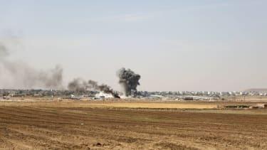 Turkish offensive in northern Syria.