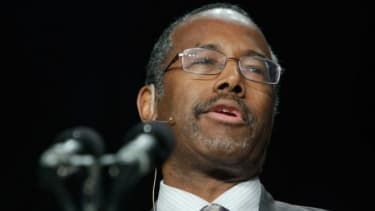 Dr. Benjamin Carson: A black conservative celebrity role model.