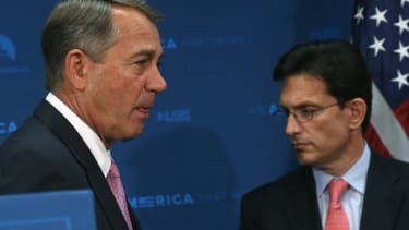 The Tea Party aims to take over the House in the wake of Cantor's defeat