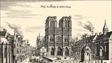 Notre Dame cathedral.
