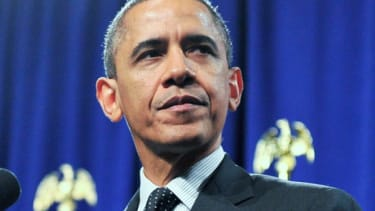 It's not just the GOP: President Obama's party is also a house divided.