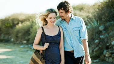 """Julie Delpy in """"Before Midnight"""""""