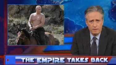 The Daily Show offers a surprisingly smart analysis of Vladimir Putin