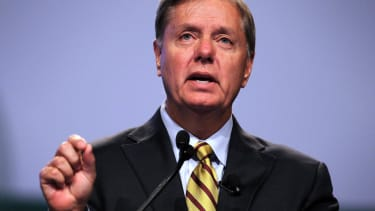 Sen. Lindsey Graham: 'White men who are in all-male clubs are going to do great in my presidency'