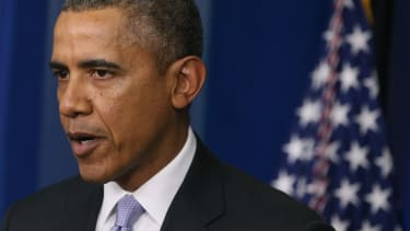 Obama on Ukraine: 'We are well beyond the days where borders can be redrawn over the heads of democratic leaders'