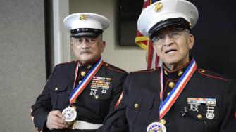 Decades later, veterans receive their high school diplomas