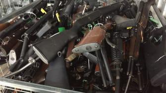Fruits of New Zealand gun buyback program