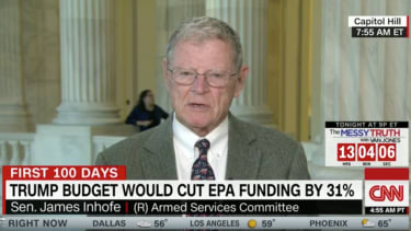 Senator Jim Inhofe.