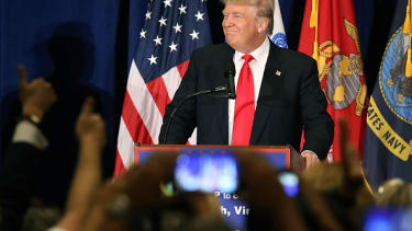 """Donald Trump declared himself the """"candidate of compassion."""""""