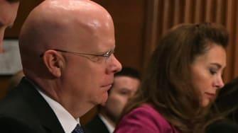 Robert Mueller testifies.