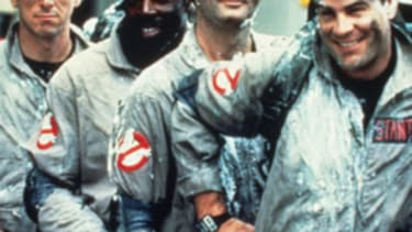Busted for hiring ghostbusters