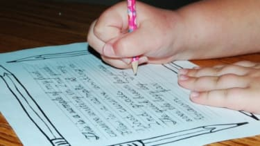 With iPads, iPhones and computers taking over the classroom some schools are phasing out cursive.