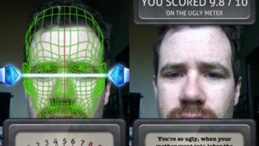 An iPhone app that scans your face and tells you how ugly you are raked in $80,000 the day after it was featured on Howard Stern's radio show.
