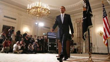President Obama, once considered a media darling, has been getting a lot of bad ink lately: A new study shows that over the last five months, only 9 percent of his coverage was positive.