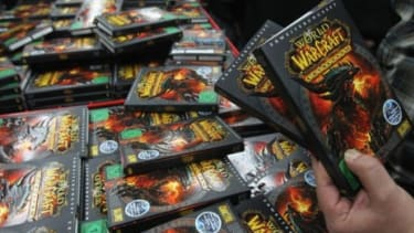 Gamers scoop up a new World of Warcraft game in 2010