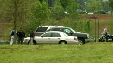 At least 6 people shot at FedEx facility in Georgia