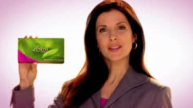 Zestra, the Viagra for women, seems to be too sexual for prime time television.
