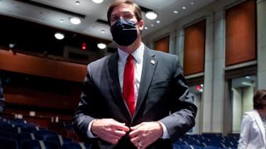 US Secretary of Defense Mark Esper