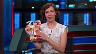 Kristen Schaal pours cold water on the hot 'dad bod' craze