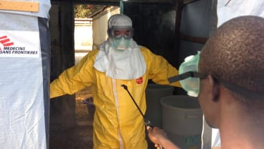 The Ebola outbreak apparently started with a 2-year-old in rural Guinea
