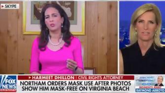 Laura Ingraham on Fox News.