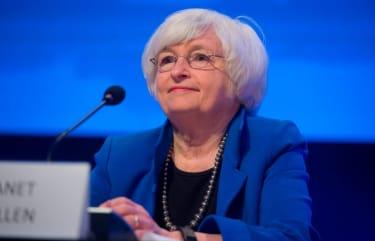 Janet Yellen.