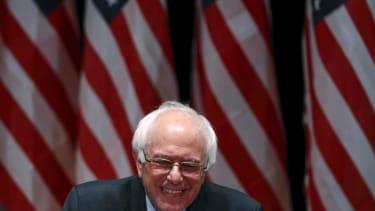 Bernie Sanders is having the last laugh.