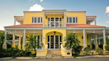 Properties in the Caribbean.