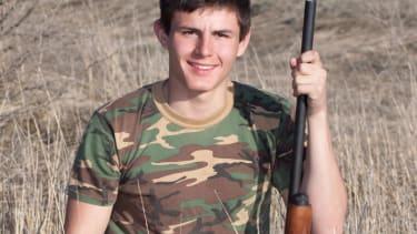 Nebraska school board OKs guns in student portraits as long as they're 'tasteful'