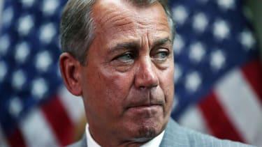 John Boehner: 'I'm living on borrowed time'
