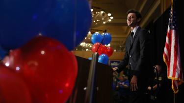 Democratic candidate Jon Ossoff for Georgia's 6th District special election.