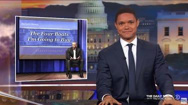 Trevor Noah sticks up for Obama