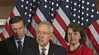 Senate Democrats criticize Republicans for blocking gun measures
