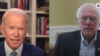 Biden Bernie.