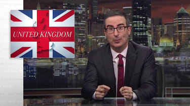 John Oliver bashes a British censorship law