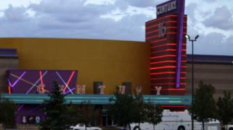 The Century 16 theater in Aurora, Colorado.