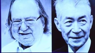 2018 Nobel Medicine laureates
