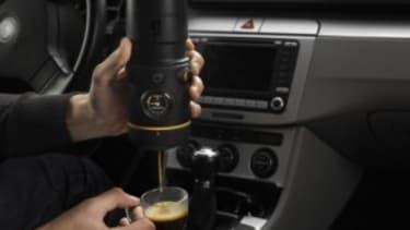 Espresso on wheels
