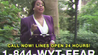 Niecy Nash in NYT Opinion Hotline for Racists video.