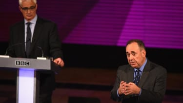 Scotland is voting on independence in 3 weeks, and this debate may have tipped the scales