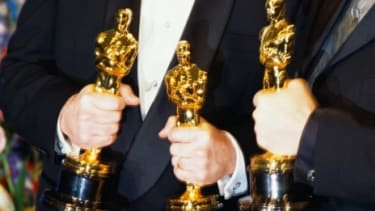 The single most prized award in the movie business gets its name, legend has it, from a librarian's uncle who resembles the little gilded man.