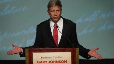 Former New Mexico Gov. Gary Johnson is the new CEO of a marijuana company