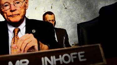 James Inhofe.