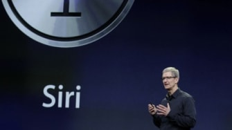 Almost eight months after Siri's debut on the iPhone 4S, Apple CEO Tim Cook is still promising improved versions of the faulty voice assistant.